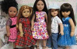 پارچه تریکو عروسکی