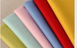 پارچه تریکو رنگی